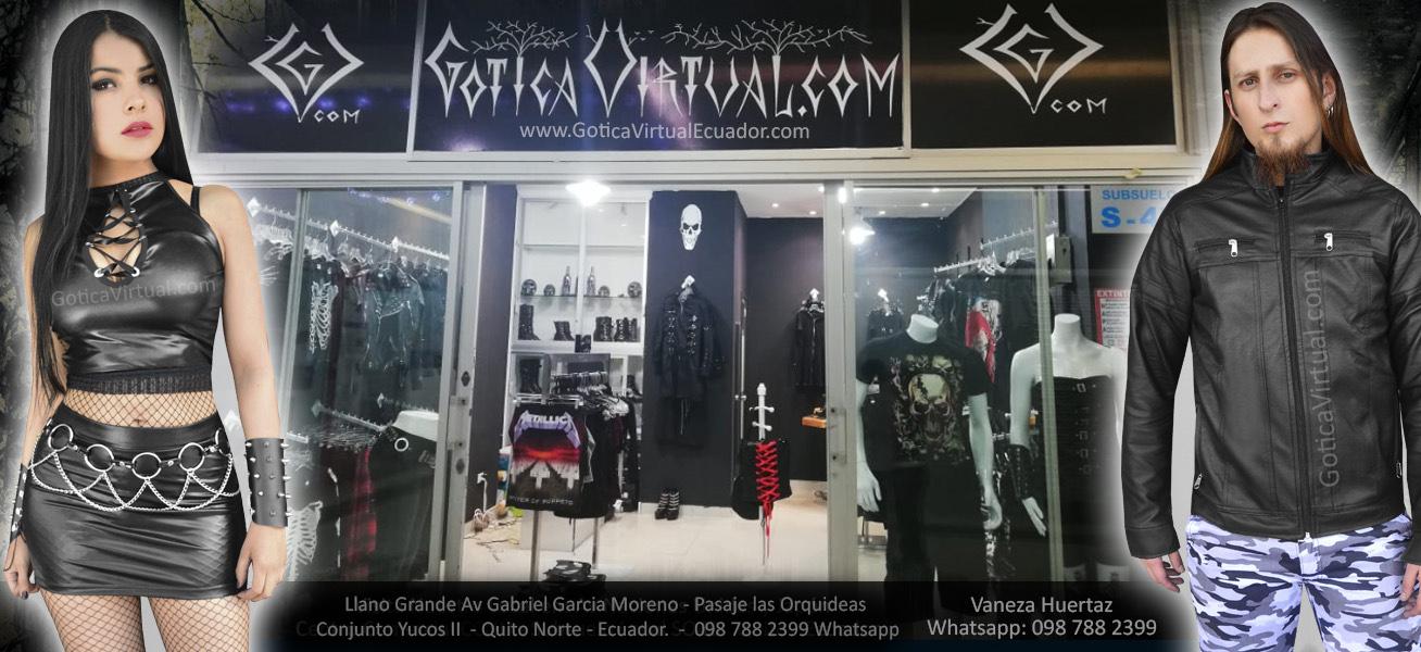 Tienda de ropa online quito